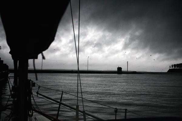 До шторма успеть и фотографа встретить