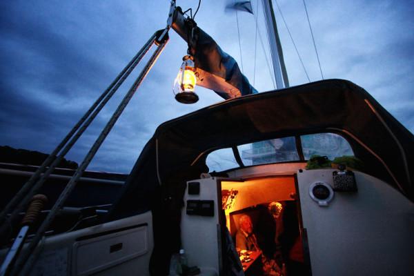 Живу на яхте, снимаю в Череповце